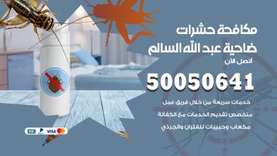 مكافحة حشرات ضاحية عبدالله السالم