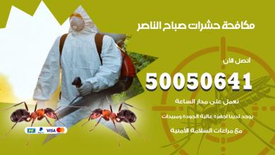 مكافحة حشرات صباح الناصر